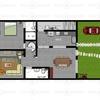 Construir casa  234 m cuadrados, 2 pisos (117 m cuadrados cada uno). La mejor calidad.