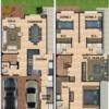 Construir casa, de dos pisos Terreno 500m2