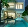 Construir casa terminada con pintura piso y ventanas con instalación de luz