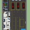 Construcción de taller de servicio automotriz