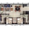 Diseño y construcción de cocina, en departamento en san miguel de allende