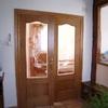 Puerta de madera para interiores