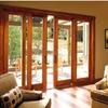 Ventanas, ventanales y puerta principal