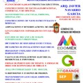 PERITO D.R. EDOMEX. Arq Javier Navarro Garcia