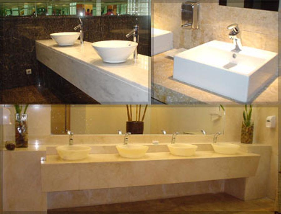 Lavabos para ba os en puebla for Lavabos de marmol y granito
