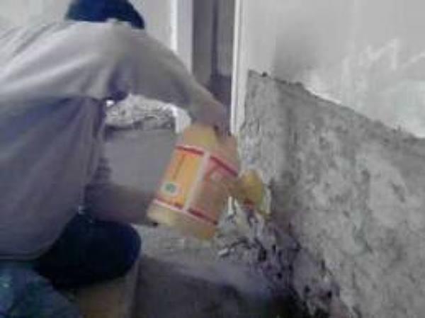 Pintura para paredes con humedad habitissimo - Impermeabilizante para paredes ...